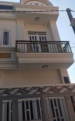 Nhà sổ riêng cuối  đường Phan Văn Hớn QL22 Hóc Môn