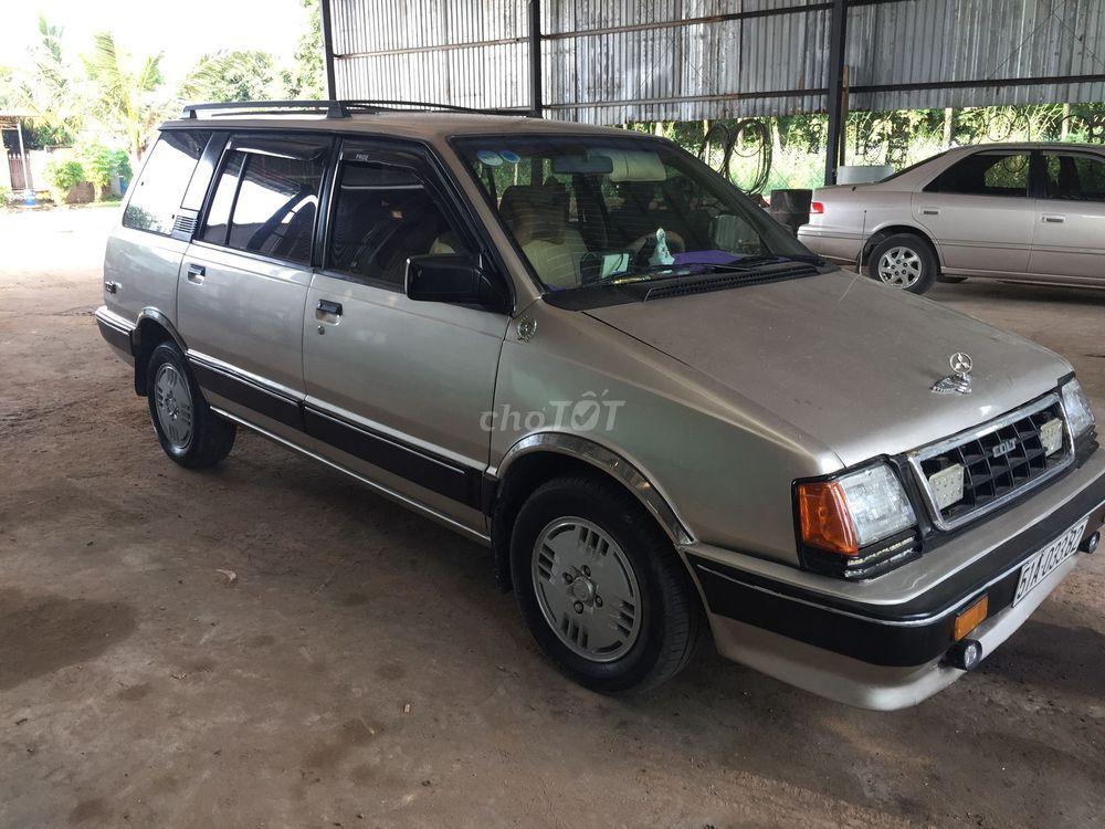 MitsubishiColtvista 1987 bét phun zin 6 chổ goc tp