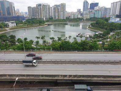 Mặt bằng kinh doanh Quận Thanh Xuân 105m²