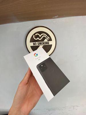 Cần bán google pixel 4A 5G new 100% quốc tế mỹ !