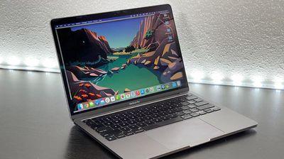 """MacBook Pro 2020 13.3"""" (M1/8GB/SSD256GB) 99,999%"""