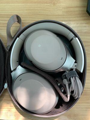 Tai nghe bluetooth chống ồn Sony Wh 1000xm2