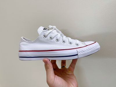 Converse classic Trắng size 37 99%