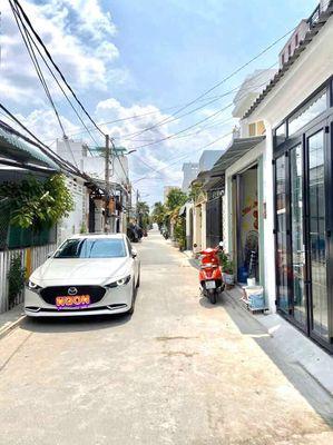 Nhà 1 trệt 1 lầu, hẻm nhựa xe hơi tới, Ninh Kiều