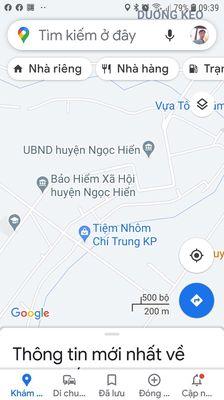 Đất Huyện Ngọc Hiển 62.000m2