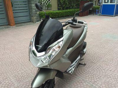 Honda PCX nhập khẩu chính chủ xe đẹp long lanh2014