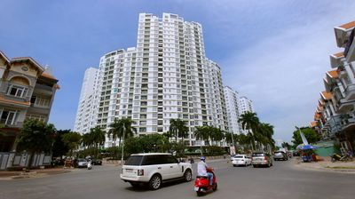Chung cư Him Lam Riverside - Quận 7 110m² 3PN