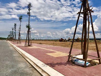 Thanh toán 560tr sở hữu lô đất sân bay Long Thành