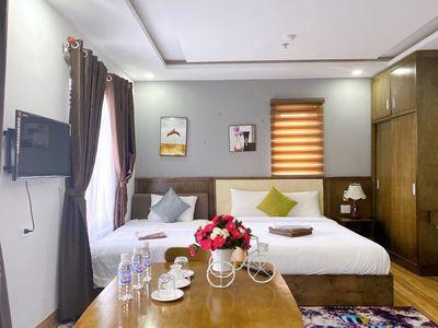 Bán khách sạn 10 tầng 2mt Phan Tôn  khu 387