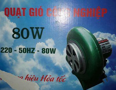 0369695367 - Quạt gió công nghiệp 80w
