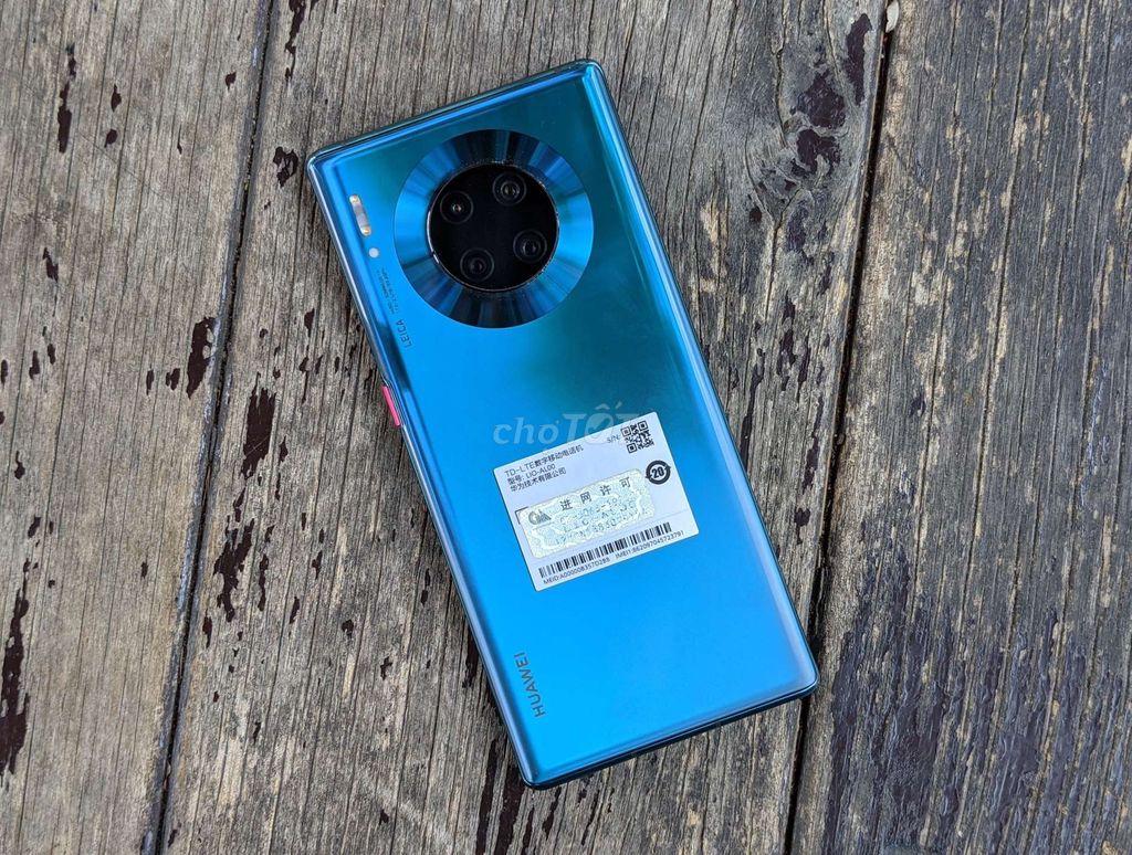 Huawei Mate 30 Pro màu hiếm,  xtay mới 98% có gl