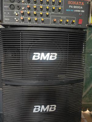 Bộ karaoke bãi bmb 255