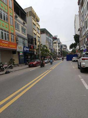 Bán nhà phố Xã Đàn 80m 6.5m mặt tiền 12.3 tỷ