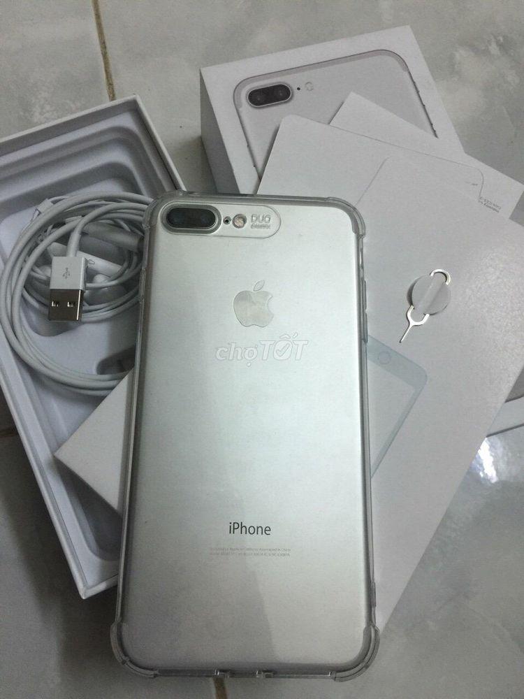 iPhone 7 plus 32 GB Bạc fullbox bh 4thang