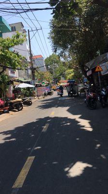 Nhà bán 1 trệt 2 lầu phường Tân Phú quận 7