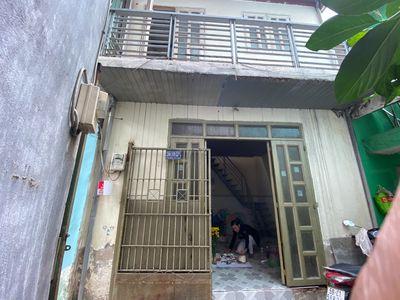 Nhà 1 trệt 1 lầu 56 m đường Tôn Đản  p8 q 4