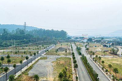 Bán đất dự án The Spring Town Xuân Mai Hà Nội.