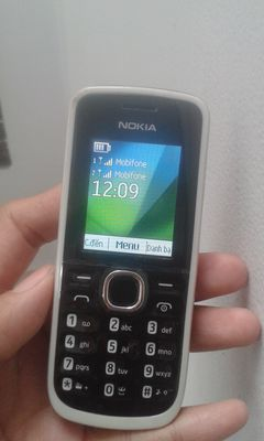 (Sốc) 110 Nokia 2Sim(Có Ghi Âm) Như Mới 6300%Zin