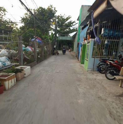 Đất sổ hồng 100m2 (6.7x14) phường 7, tp Bến Tre