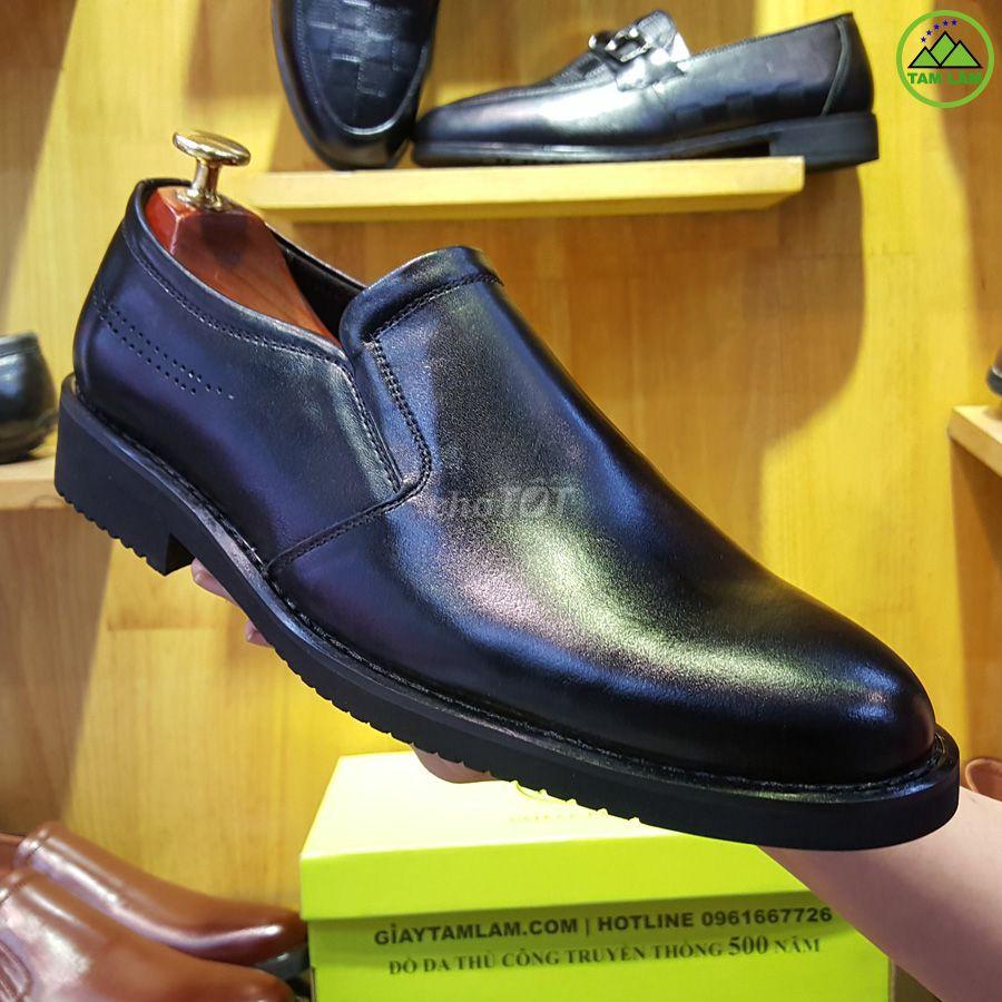 Giày nam da Bò, công sở, Giầy Cưới, giày ngoại cỡ