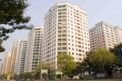 Chung cư Khu đô thị Trung Hòa Nhân Chính 151m²