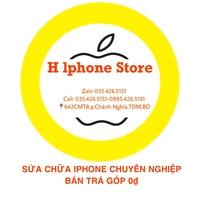 IPHONE TRẢ GÓP BÌNH DƯƠNG | H.IPHONE STORE
