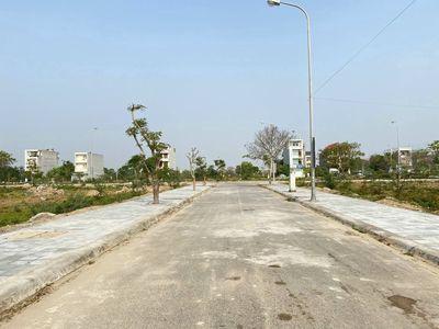 Đất nền dự án đối diện khu hành chính Quận