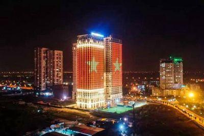 Chung cư Sunshine Riverside 63.7m², ĐÃ CÓ SỔ ĐỎ