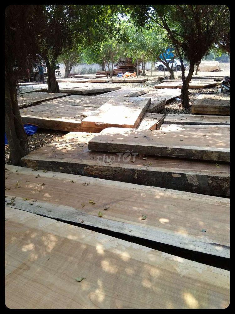 Chiếu gỗ ngựa gỗ sập gỗ phản gỗ rộng 2,5m