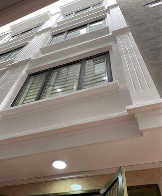 bán nhà la khê-HĐ 34m2-5 tầng ô tô đỗ 1 nhà fuu đồ