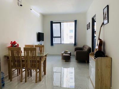 Căn hộ 2PN 54m2 PHÚ THỊNH PLAZA Full nội thất