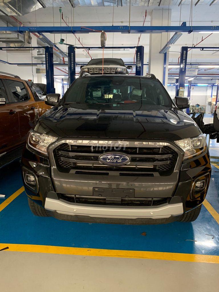 Ford Ranger wildtrak 4x4 2020 sẵn xe giao ngay