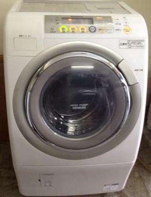 Máy giặt National nội địa nhật 9kg sấy block 6kg