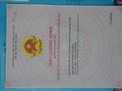 Bán nhanh nhà Tam Bình tặng nội thất