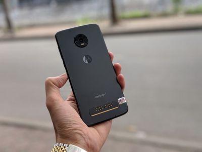 Motorola Z4  5G Siêu Hiếm || 4/128GB | Camera48Mp