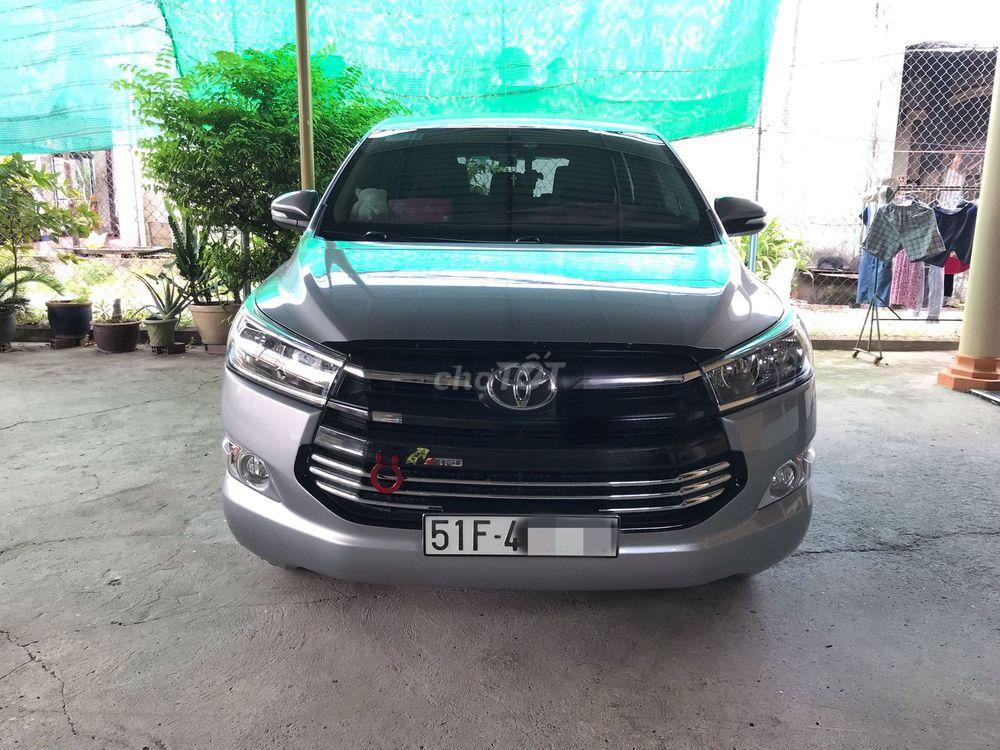 Toyota Innova 2017 (E) Số sàn full option
