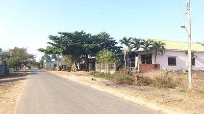 Đất 2.44ha mặt tiền 180m Tân Đức- Bình Thuận 1.6tỷ