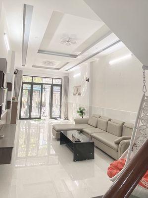 🌤Bán Nhà 3 Tầng Mặt Tiền Lê Thị Hồng Gấm đường 5m