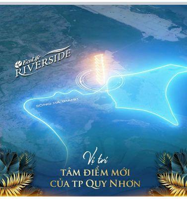 Căn hộ Quy Nhơn 2PN chỉ 1 tỷ 2 view Sông Hà Thanh