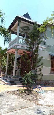 Nhà biệt thự 1.200m2 đất Tân Thành, Hàm Thuận Nam