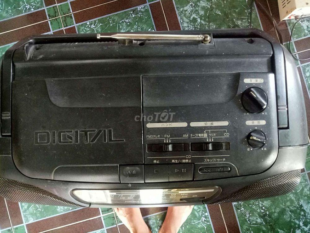 Radio cassette rx-ds10