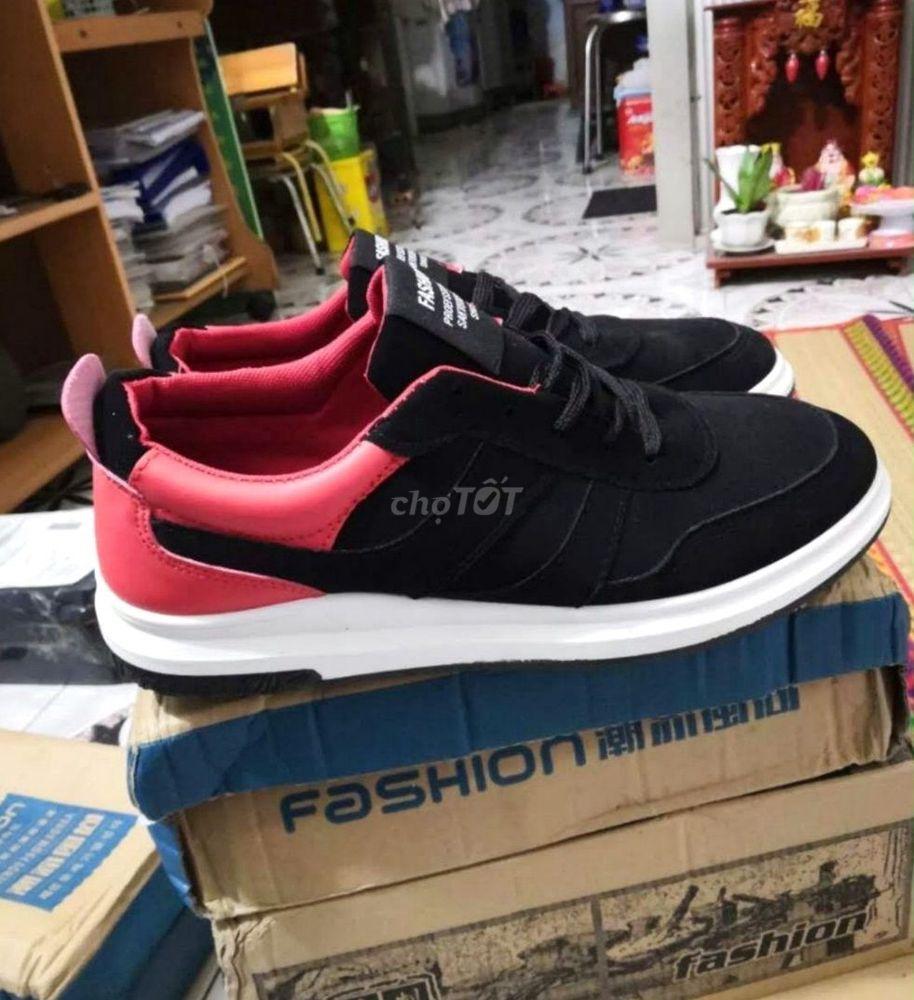 Giày NTV gót đỏ, size 43,44