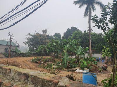 Bán 860m2 Có 200m Thổ Cư, Gần UBND xã Hòa Thạch.