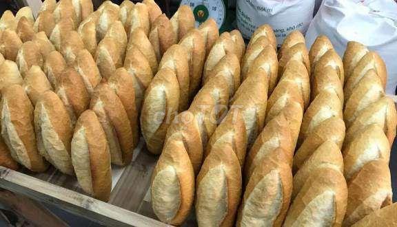 Học nghề làm bánh mì, bánh ngọt
