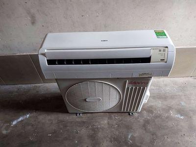 Máy lạnh Sanyo 1.5HP máy êm chạy lạnh tốt còn zin