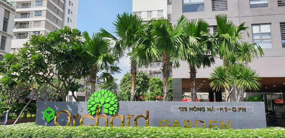 Căn hộ Orchard Garden 26m² 1PN Quận Phú Nhuận