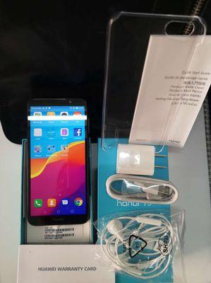 Huawei Honor 7s Xanh 2-16G mới 100 % nguyên seal