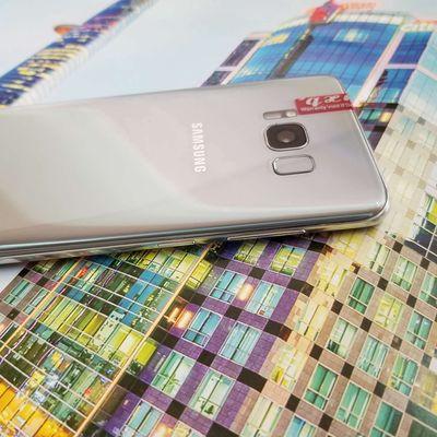 Samsung S8 Bạc 2 Sim cần ra đi