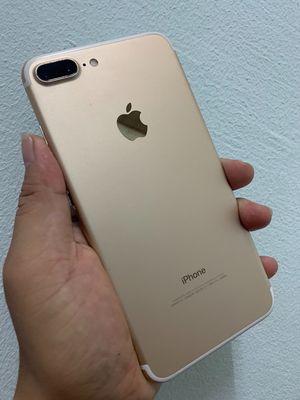 Apple iPhone 7 plus 32 GB vàng icloud ẩn