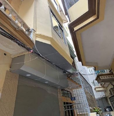 Nhà Kim Hoàng ngõ 14 xây dựng 5 Tầng+30M2/2.25 TỶ